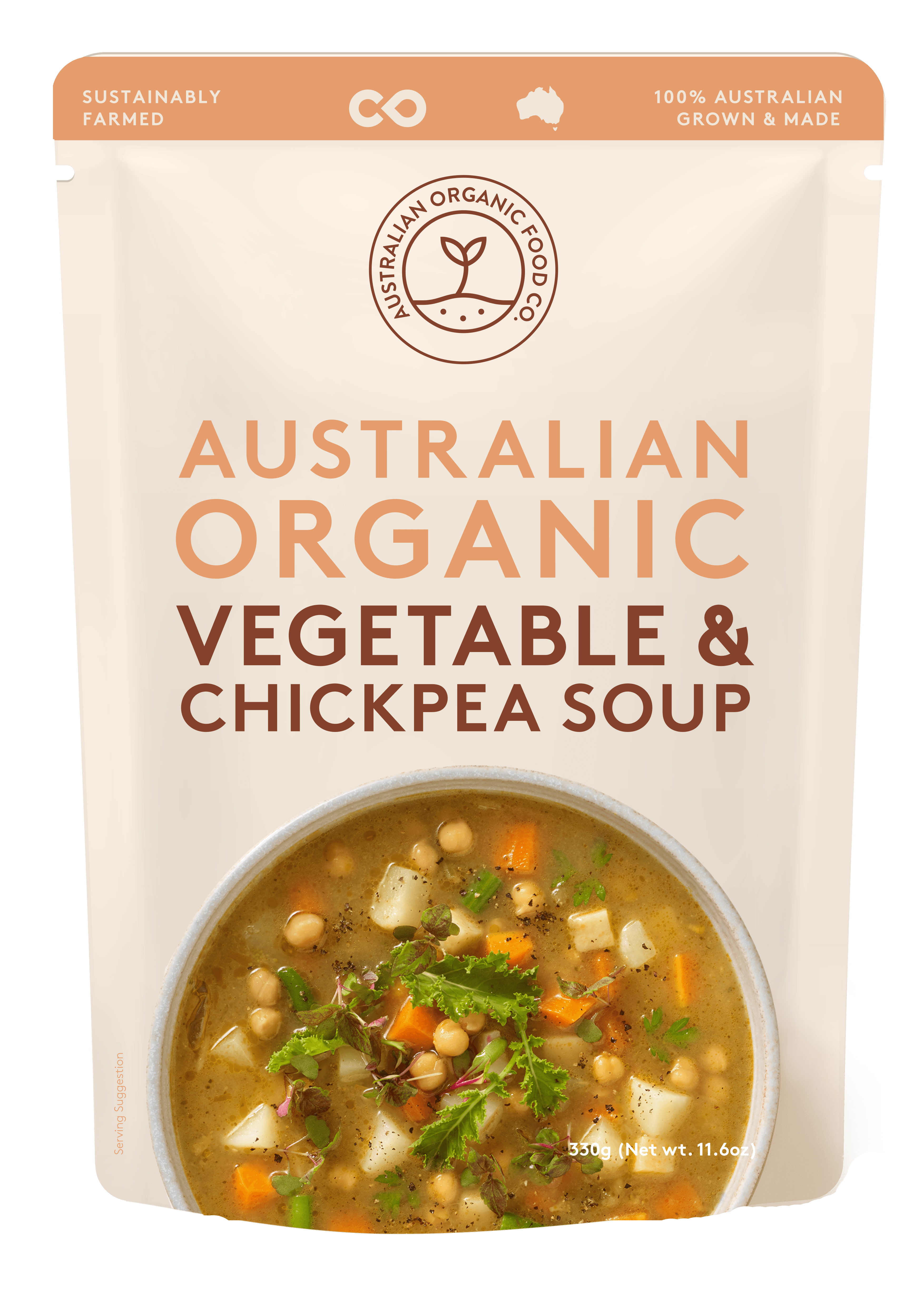 Chickpea & Vegetable Soup