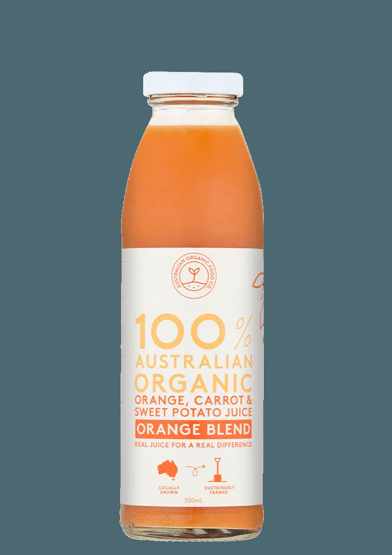 Orange Blend Package Image