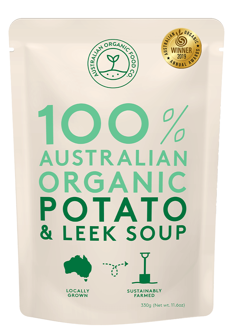 Potato & Leek Soup Package Image