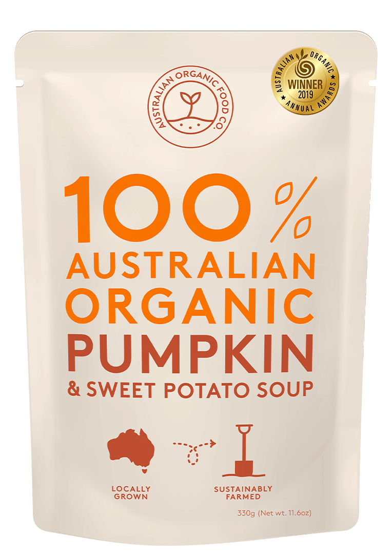 Pumpkin & Sweet Potato Soup Package Image