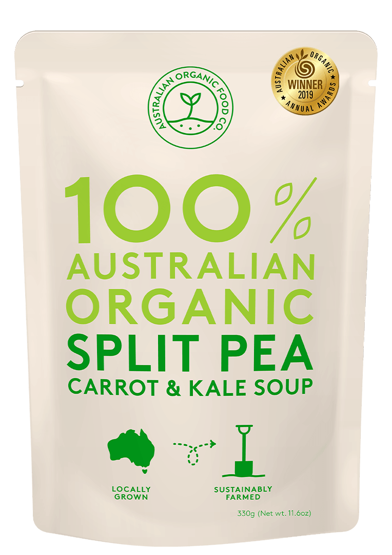 Split Pea, Carrot & Kale Soup Package Image