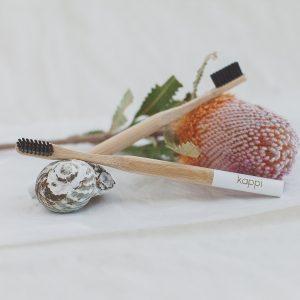 Kappi Bamboo Toothbrush