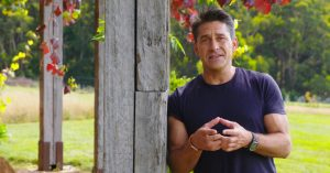 Jamie Durie on Groundswell