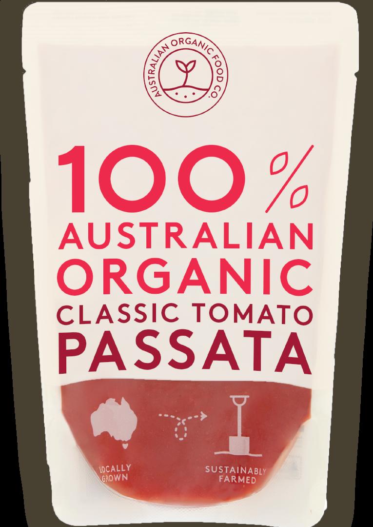 Tomato Passata Package Image