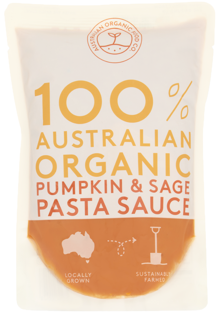 Pumpkin and Sage Pasta Sauce