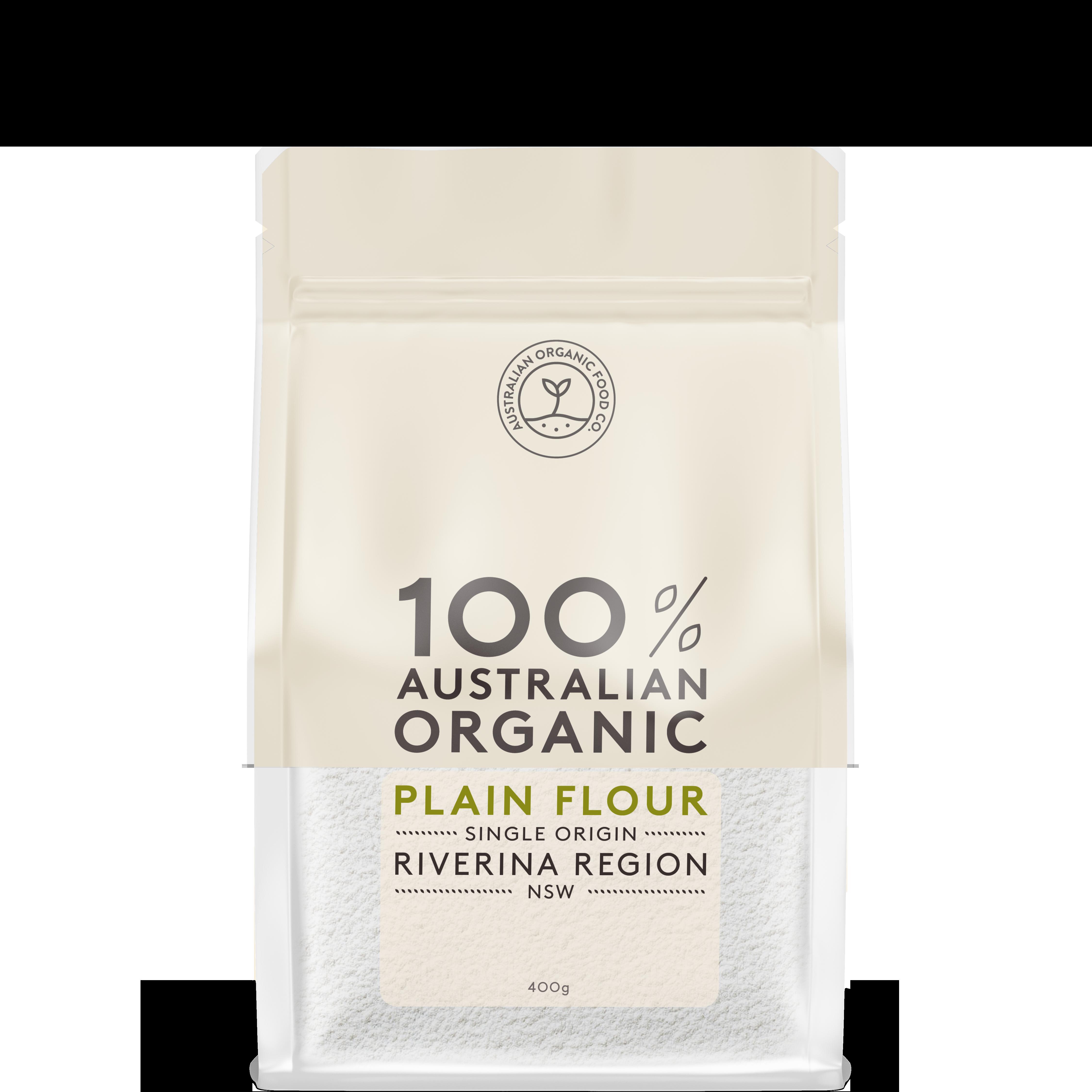 Unbleached Plain Flour