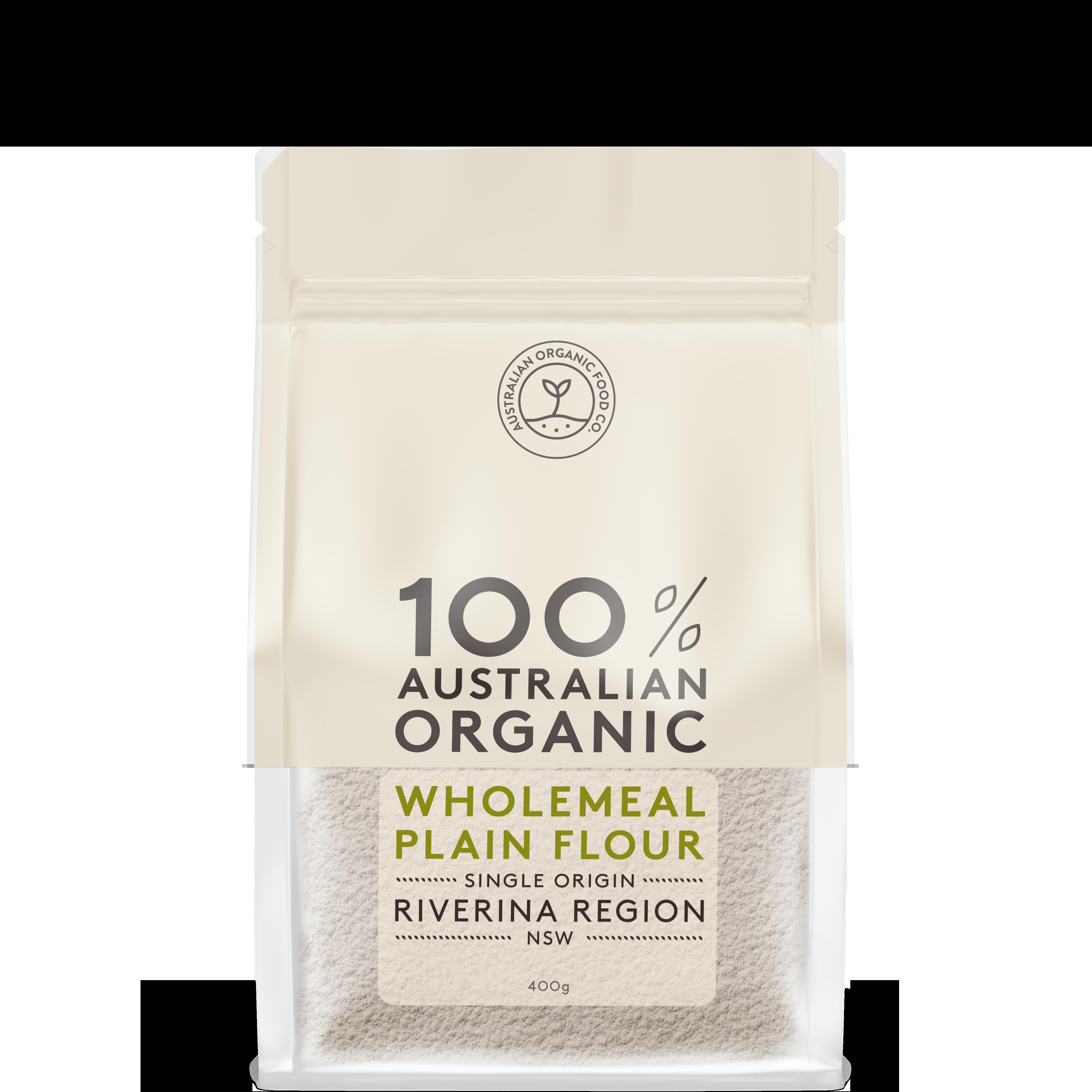 Wholemeal Plain Flour